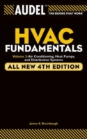 Audel HVAC Fundamentals: Air Conditioning, Heat Pumps and Distribution Systems av James E. Brumbaugh (Heftet)