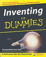 Inventing For Dummies av P. Bird (Heftet)