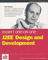 Expert One-on-One J2EE Design and Development av Rod Johnson (Heftet)