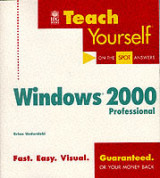Omslag - Teach yourself Windows 2000 professional