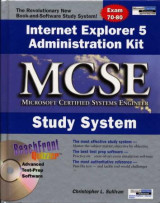 Omslag - Internet Explorer 5 administration kit