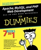 Apache, MySQL, and PHP Web Development All-in-one Desk Reference for Dummies av Jeff Cogswell (Heftet)