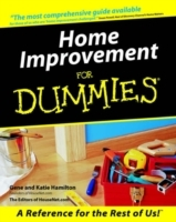 Home Improvement For Dummies av Gene Hamilton og Katie Hamilton (Heftet)