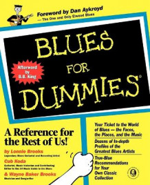 Blues for dummies av Lonnie Brooks, Cub Koda og Wayne Baker Brooks (Heftet)