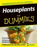 Houseplants For Dummies av Larry Hodgson og The National Gardening Association (Heftet)