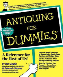 Antiquing for Dummies av Zoglin (Heftet)