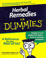 Herbal Remedies For Dummies av Christopher Hobbs (Heftet)