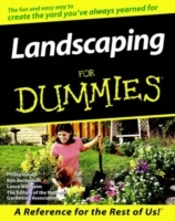 Landscaping for Dummies (Heftet)