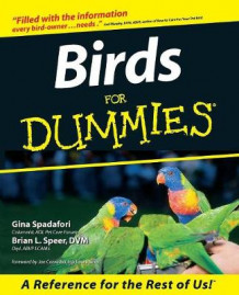 Birds for Dummies av Gina Spadafori og Brian L. Speer (Heftet)