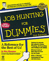 Job Hunting For Dummies av Max Messmer (Heftet)