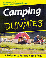 Camping for Dummies av Michael Hodgson (Heftet)