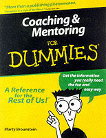 Coaching and Mentoring For Dummies av Marty Brounstein (Heftet)