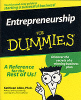 Entrepreneurship for Dummies av Kathleen Allen (Heftet)