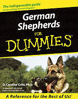 German Shepherds for Dummies av D. Caroline Coile (Heftet)