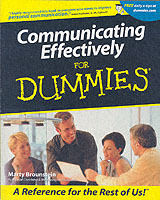 Communicating Effectively For Dummies av Marty Brounstein (Heftet)