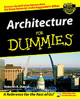 Architecture For Dummies av Deborah K Deitsch (Heftet)