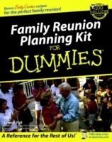 Family Reunion Planning Kit for Dummies av Cheryl Fall (Heftet)