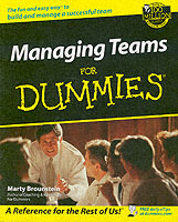 Managing Teams For Dummies av Marty Brounstein (Heftet)
