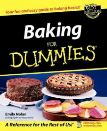 Baking for Dummies av Emily Nolan (Heftet)