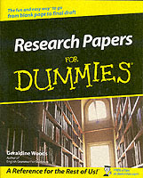 Research Papers For Dummies av G. Woods (Heftet)