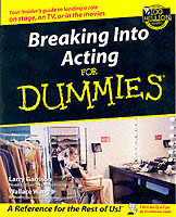 Breaking Into Acting For Dummies av Larry Garrison og Wallace Wang (Heftet)
