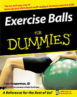 Exercise Balls For Dummies av LaReine Chabut (Heftet)