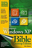 Alan Simpson's Windows XP Bible: Desktop Edition av Alan Simpson (Heftet)