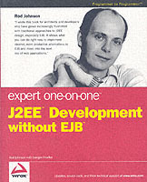 Expert One-on-One J2EE Development without EJB av Rod Johnson og Juergen Hoeller (Heftet)
