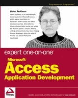 Expert One-on-One Microsoft Access Application Development av Helen Feddema (Heftet)