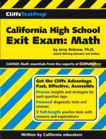 California High School Exit Exam av Jerry Bobrow (Heftet)