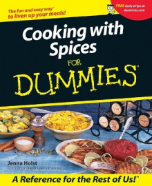 Cooking with Spices for Dummies av Jenna Holst (Heftet)