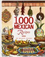1000 Mexican Recipes av Marge Poore (Innbundet)