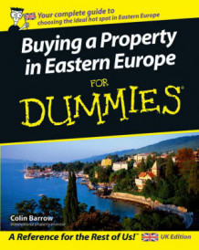 Buying a Property in Eastern Europe For Dummies av Colin Barrow (Heftet)
