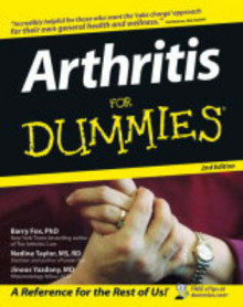 Arthritis For Dummies av Barry Fox, Jinoos Yazdany og Nadine Taylor (Heftet)