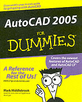 AutoCAD 2005 For Dummies av Mark Middlebrook (Heftet)