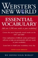 Webster's New World Essential Vocabulary av David Alan Herzog (Heftet)