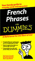 French Phrases for Dummies (Heftet)