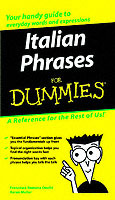 Italian Phrases for Dummies (Heftet)