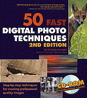 50 Fast Digital Photo Techniques with Photoshop Elements 3 av Gregory Georges (Heftet)