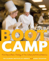 Baking Boot Camp av Darra Goldstein og The Culinary Institute of America (CIA) (Innbundet)