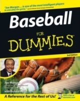 Baseball For Dummies, 3rd Edition av Joe Morgan, Richard Lally og Foreword by:Sparky Anderson (Heftet)
