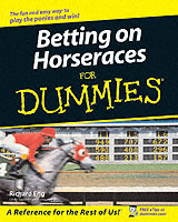 Omslag - Betting on Horse Racing For Dummies