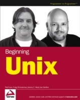 Beginning Unix av Paul Love, Joe Merlino, Craig Zimmerman, Jeremy C. Reed og Paul Weinstein (Heftet)