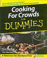 Cooking for Crowds For Dummies av Dawn Simmons og Curt Simmons (Heftet)