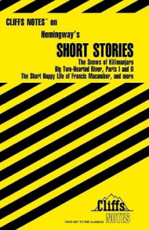 CliffsNotes Hemingway's Short Stories av James L. Roberts (Heftet)