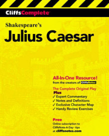 Julius Caesar: Complete Study Edition av William Shakespeare (Heftet)