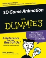 3D Game Animation For Dummies av Kelly Murdock (Heftet)