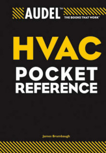 Audel HVAC Pocket Reference av James E. Brumbaugh (Heftet)