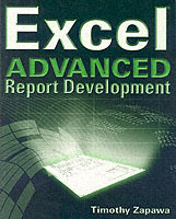 Excel Advanced Report Development av Timothy Zapawa (Heftet)