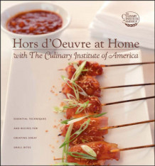 Hors D'Oeuvres at Home with The Culinary Institute of America av The Culinary Institute of America (CIA) og Ben Fink (Innbundet)